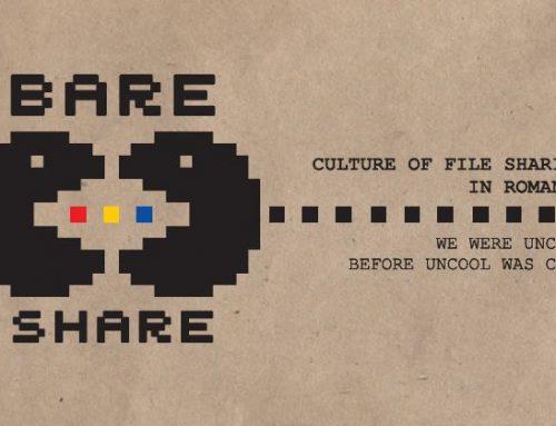 Bare Share. Culture of File Sharing in Romania